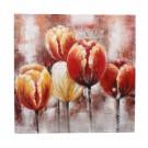 لوحة أزهار التوليب